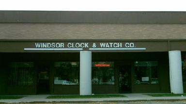 Windsor Clock & Watch Co