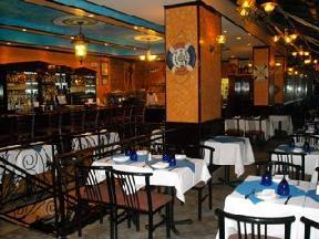 Oceano Greek Seafood Restaurant