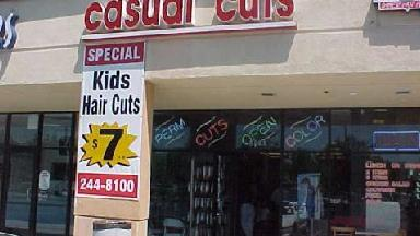 Casual Cuts - Homestead Business Directory