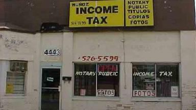Munoz Income Tax - Homestead Business Directory