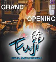 Fuji Hibachi Sushi & Steak House