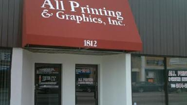 All Printing & Graphic Inc - Homestead Business Directory