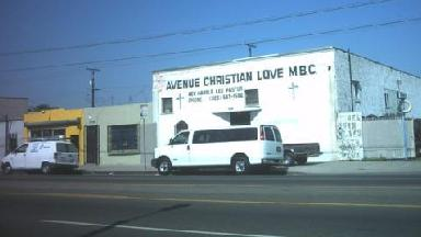 Avenue Missionary Baptist Chr - Homestead Business Directory