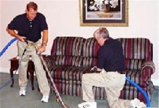 Hound's Tooth Carpet Cleaning