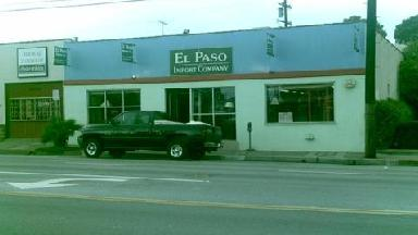 El Paso Import Co - Los Angeles, CA