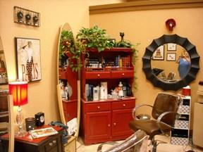 Scarlet Salon