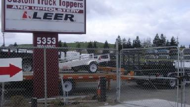 Larry's Custom Truck Toppers - Homestead Business Directory