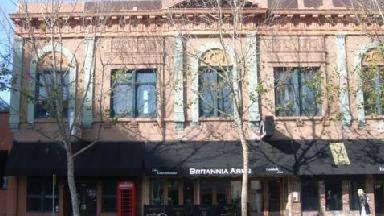 Britannia Arms Downtown