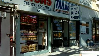 Mikes Tailor Shop - Homestead Business Directory