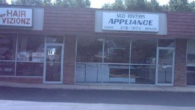 Mid Rivers Appliance St Peters Mo 63376 Business