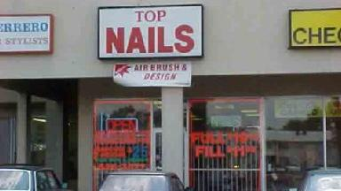 Top Nail Salon - Homestead Business Directory