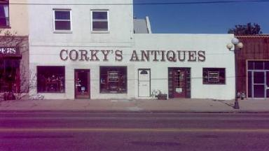 Antiques By Corky - Homestead Business Directory