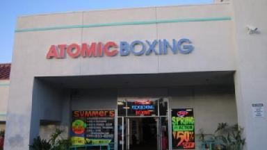 Atomic Boxing - Homestead Business Directory