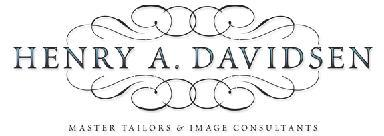 Henry A. Davidsen, Master Tailors &amp; Image Consultants