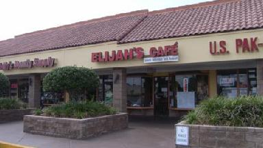 Elijah's Cafe - Homestead Business Directory