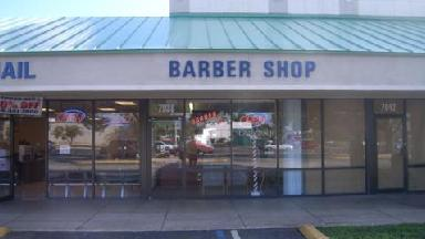 At The Barber Shop - Homestead Business Directory