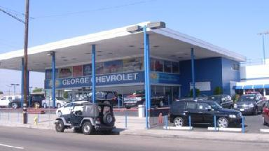 George Chevrolet - Homestead Business Directory