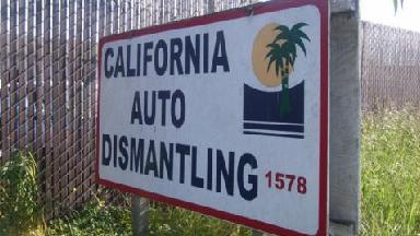 California Auto Dismantling - Homestead Business Directory