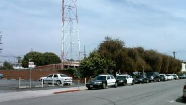 West Los Angeles Police Dept