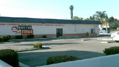 Boxing Zone - Imperial Beach, CA