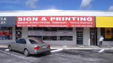 American Sign & Printing - Homestead Business Directory