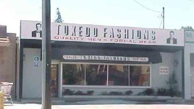 A Tuxedo Fashions - Homestead Business Directory