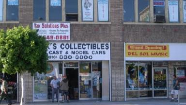 Nick's Collectibles - Homestead Business Directory