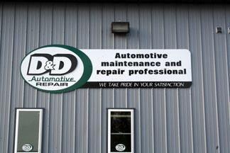 D&D Automotive Repair - Waukesha, WI