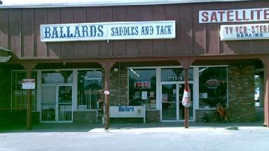 Ballards Saddle Tack & Western - Homestead Business Directory