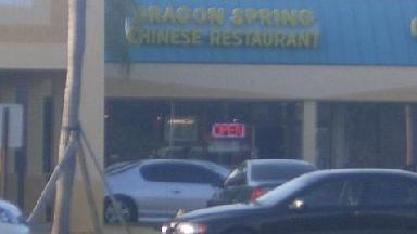 Dragon Spring Restaurant - Homestead Business Directory