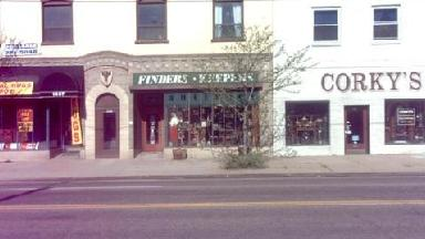 Finders Keepers Antiques - Homestead Business Directory