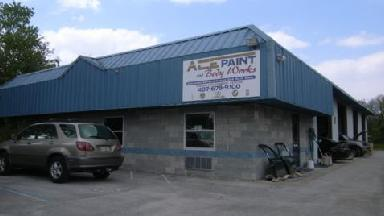 Ace Paint & Body Works - Homestead Business Directory