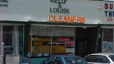 Kelly & Louise Cleaners - Homestead Business Directory
