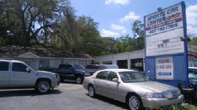 Sports Car Ctr Of Orlando - Homestead Business Directory