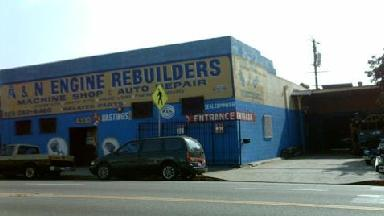 A & N Engine Rebuilds - Homestead Business Directory