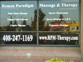 Roman Paradigm Massage & Therapy