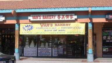 Vans Bakery - Homestead Business Directory