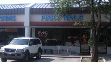 Pinky Nails Inc - Homestead Business Directory