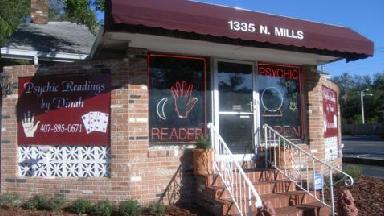 Psychic Palm & Card Readings - Homestead Business Directory
