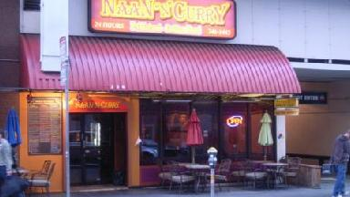 Naan N Curry - San Francisco, CA