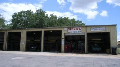 Gibson's Wheel Alignment - Homestead Business Directory