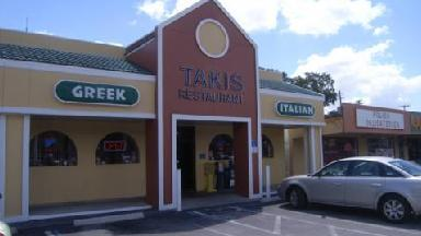Takis Restaurant - Homestead Business Directory