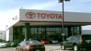 Toyota Of Plano