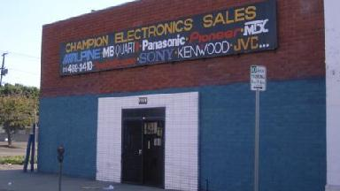 Champion Electronics Sales Inc - Homestead Business Directory