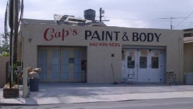 Cap's Paint & Body - Homestead Business Directory