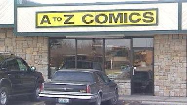 A To Z Comics - Homestead Business Directory