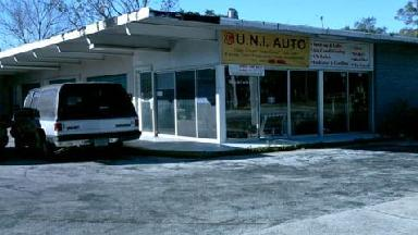 Uni Auto Ctr - Homestead Business Directory