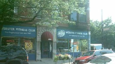 Webster Fitness Club - Chicago, IL