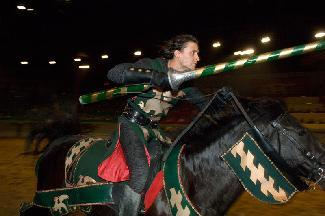 Medieval Times Dinner & Tournament - Buena Park, CA