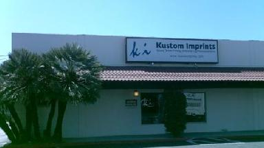Kustom Imprints - Homestead Business Directory